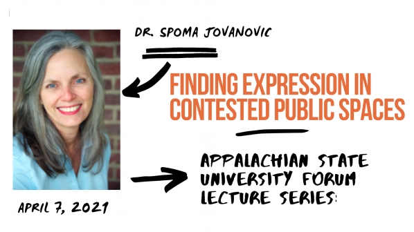 Image of event: Finding Expression in Contested Public Spaces