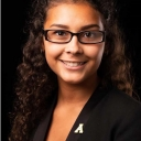 Pictured is Alyssa Rodriguez, recipient of the Kenneth E. Peacock Spirit of ACCESS Award