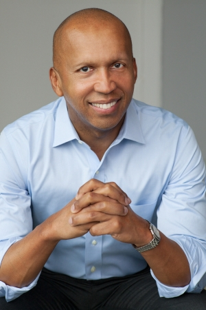 Author Bryan Stevenson - Photo by Nina Subin