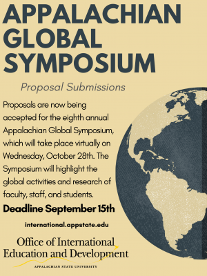 Appalachian Global Symposium